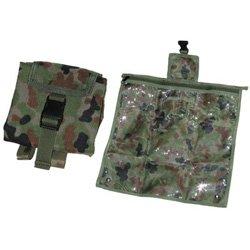 画像1: 折りたたみマップポーチ