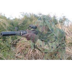 画像1: 田村装備開発 T-R.H用カモメッシュ
