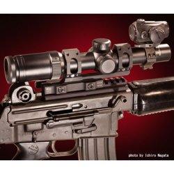画像3: ADM スローレバーマウントリング30mm