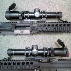 画像2: ADM スローレバーマウントリング30mm