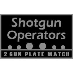 画像1: Shotgun Operators公式プレートセット