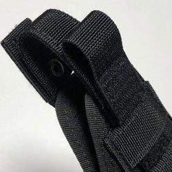 画像3: 処分品:縦型ベストホルスタ 小型オート用/黒